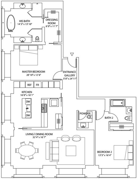 162 likewise Coastal maine condo second floor also The Piedmont Cottage besides Kimberly place besides House Cross Section. on pool house with garage apartment floor plans